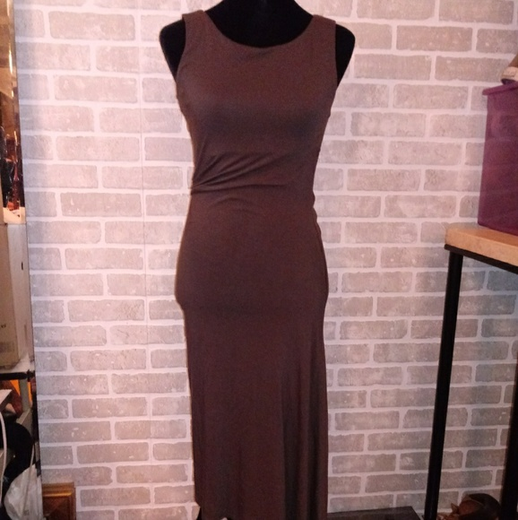 MaxMara Dresses & Skirts - MAX MARA Asymmetrical tank dress Sz 40